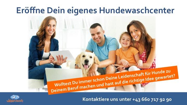 Werde-Wash-Dog-Franchisenehmer